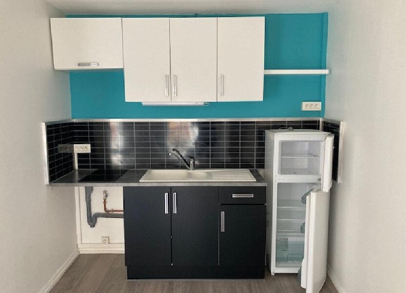 Appartement à louer 41.94m2 à Metz