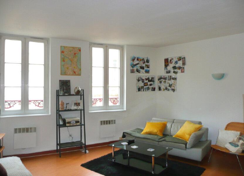 Appartement à louer 47.21m2 à Metz