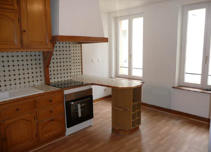 Appartement à louer 61m2 à Metz