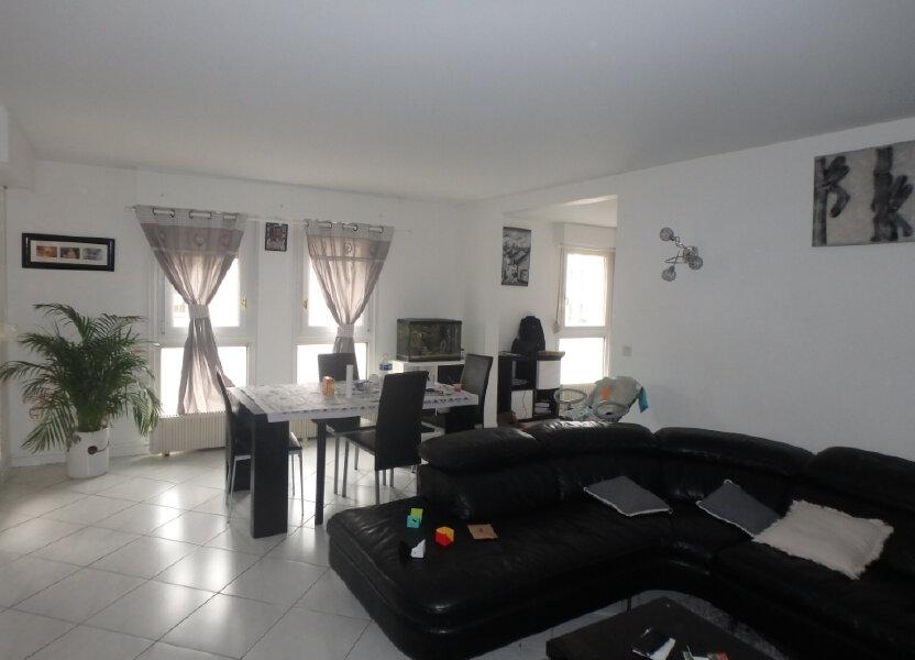 Appartement à vendre 112m2 à Metz