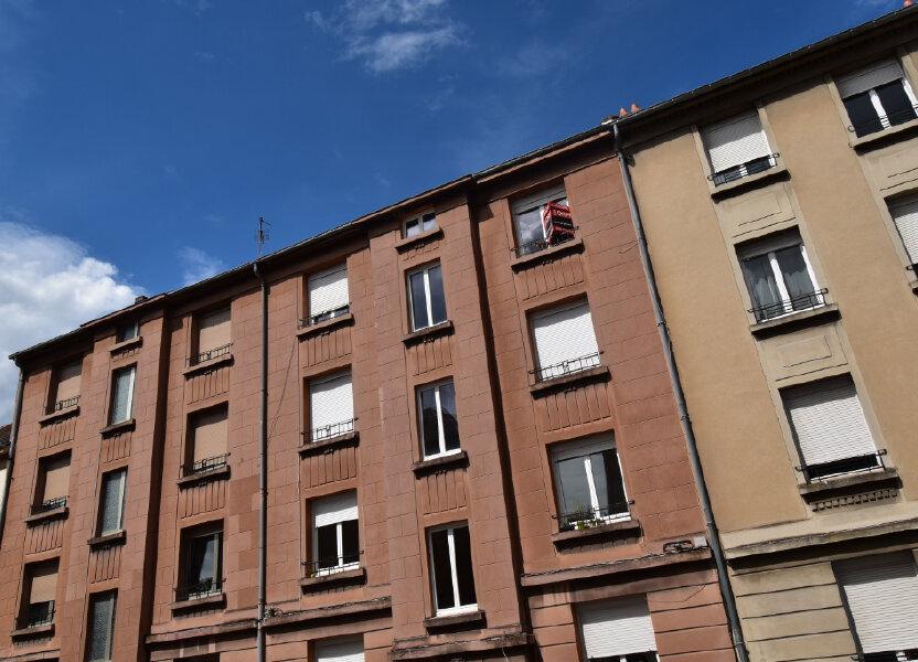 Appartement à vendre 68.47m2 à Metz