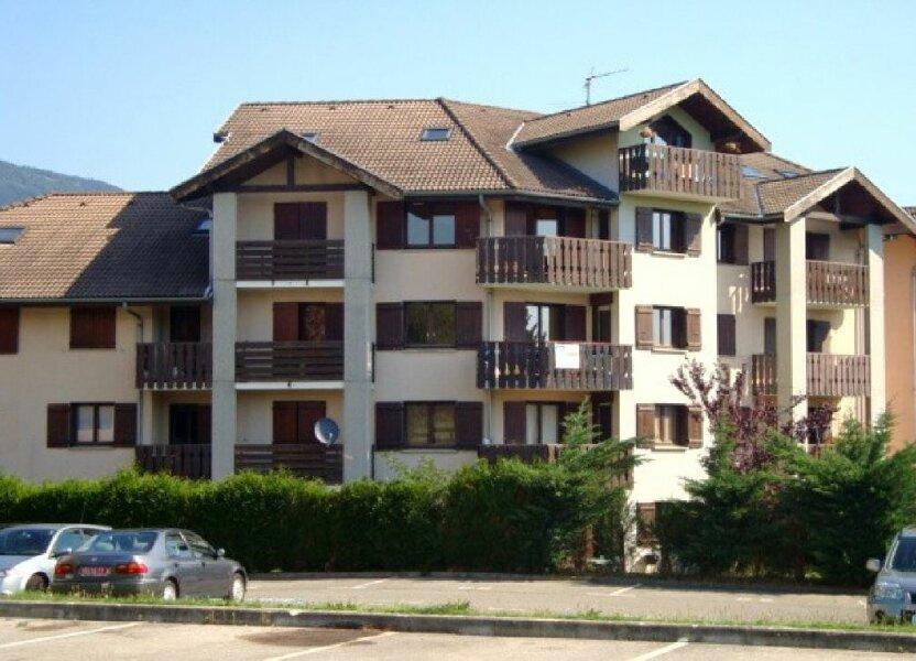 Appartement à louer 27m2 à Gex