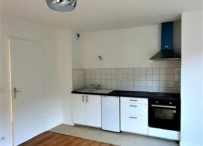 Appartement à louer 41m2 à Gex