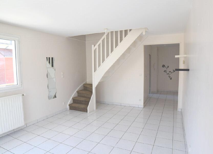 Appartement à vendre 56.85m2 à Gex
