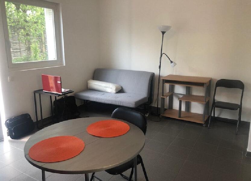 Appartement à louer 21.2m2 à Ségny