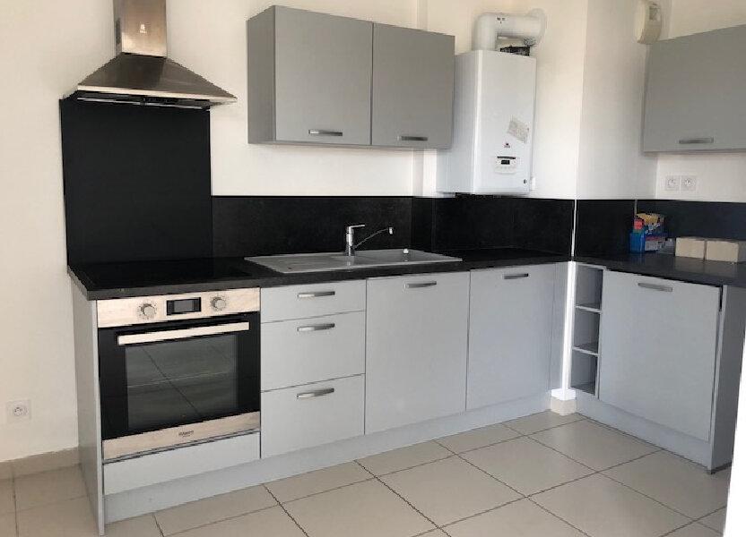 Appartement à louer 73.58m2 à Saint-Genis-Pouilly
