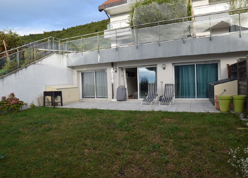 Appartement à louer 73m2 à Divonne-les-Bains