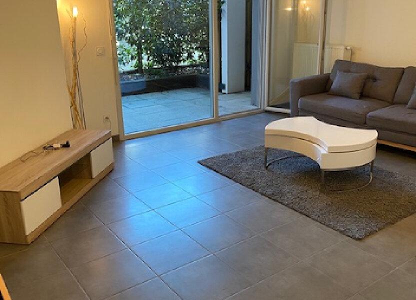 Appartement à louer 43.54m2 à Gex