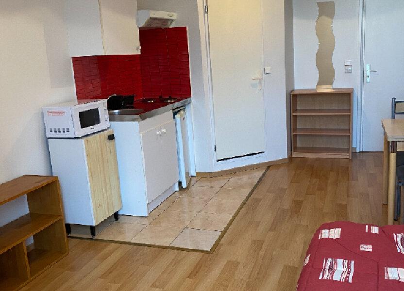 Appartement à louer 17.54m2 à Gex