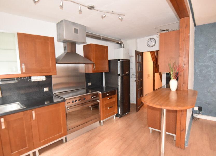 Appartement à louer 76m2 à Metz