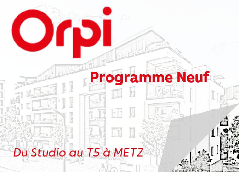 Appartement à vendre 85.6m2 à Metz