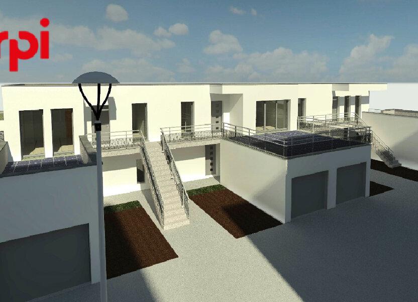 Appartement à vendre 54m2 à Metz