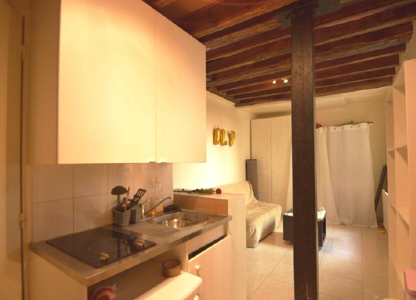 Appartement à louer 22m2 à Paris 3