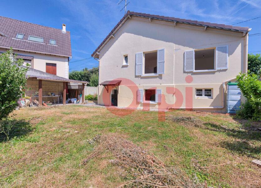 Maison à vendre 62m2 à Gournay-sur-Marne