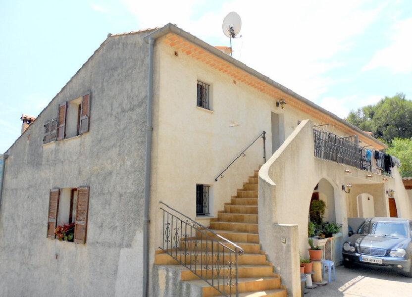 Appartement à louer 44.21m2 à Gattières