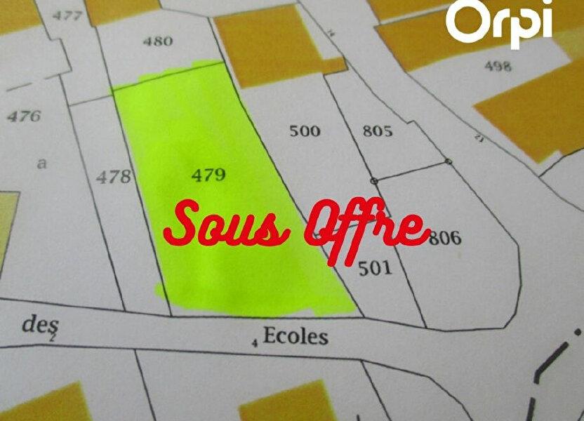 Terrain à vendre 890m2 à Bréhéville