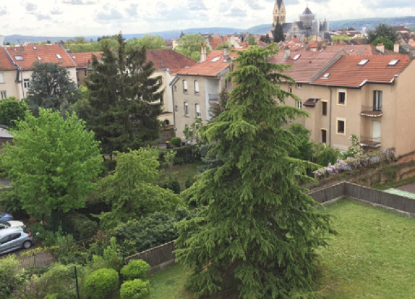 Appartement à louer 50m2 à Metz