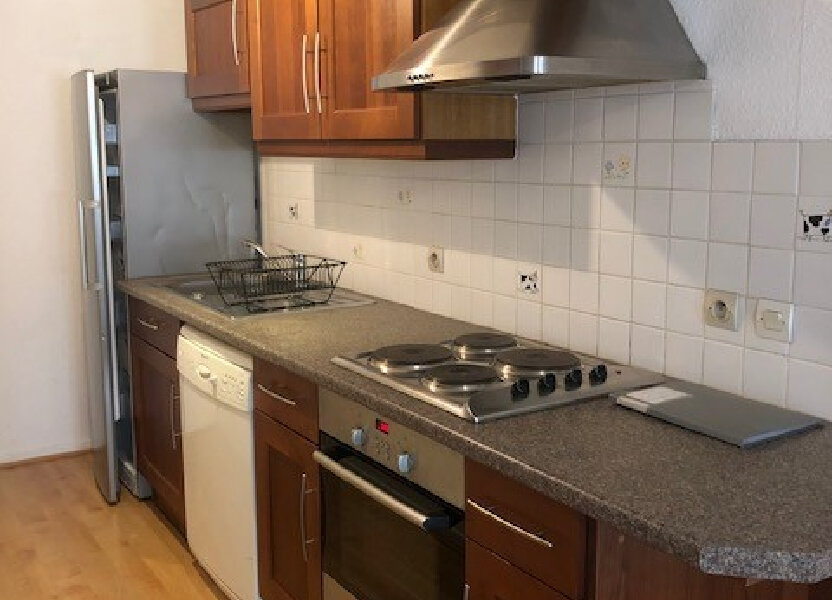Appartement à louer 56.5m2 à Nancy