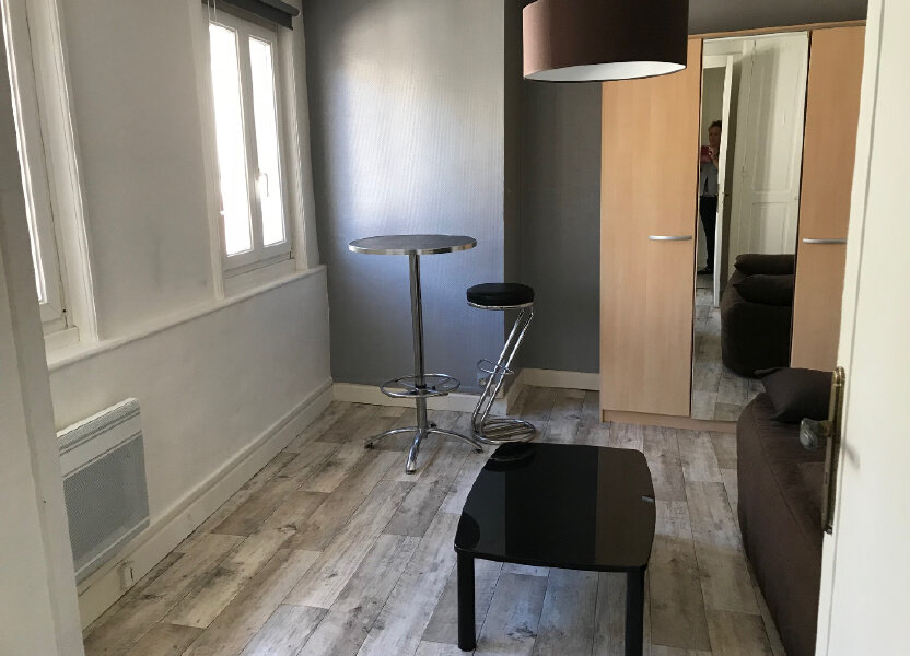 Appartement à louer 29m2 à Nancy