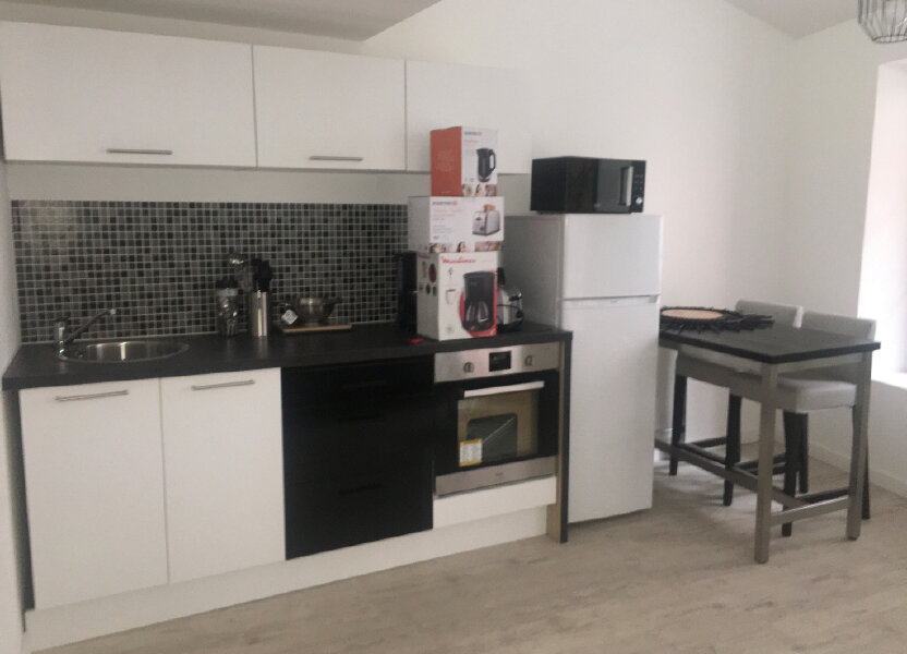 Appartement à louer 27.9m2 à Nancy