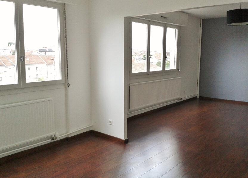 Appartement à louer 58.66m2 à Metz