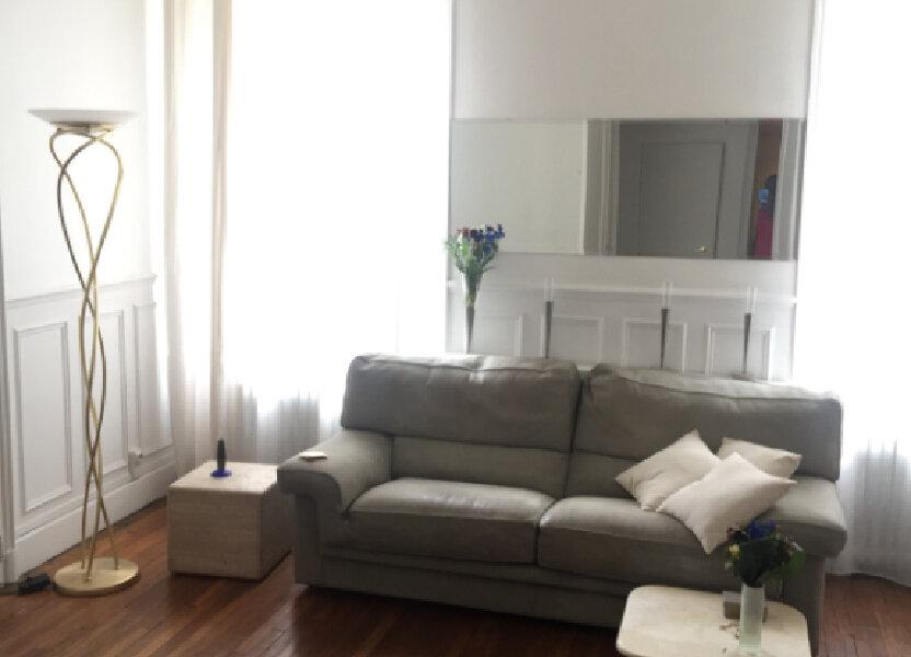 Appartement à louer 77.87m2 à Nancy
