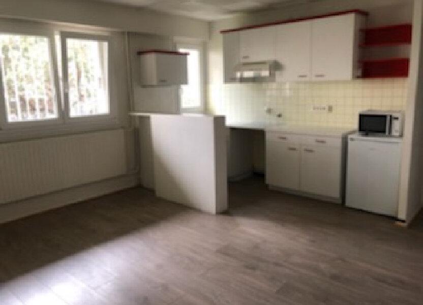 Appartement à louer 32.61m2 à Metz