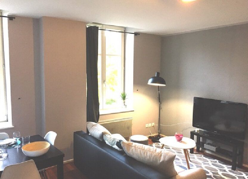 Appartement à louer 44.27m2 à Nancy