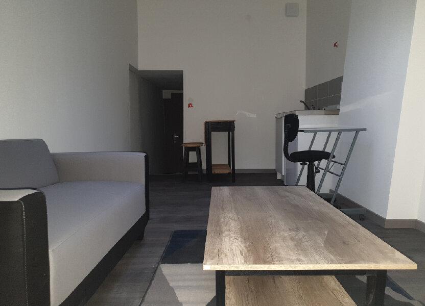 Appartement à louer 33.26m2 à Nancy