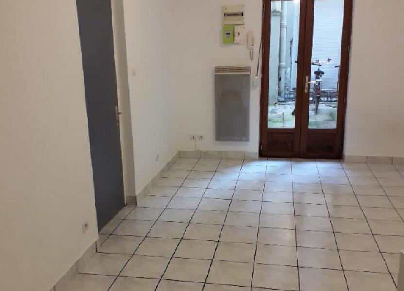 Appartement à louer 21.51m2 à Nancy