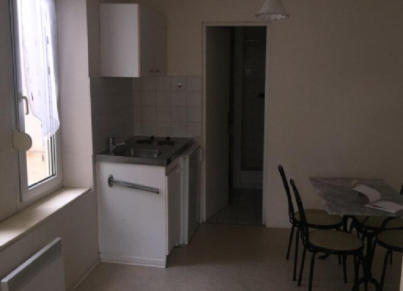 Appartement à louer 20.3m2 à Nancy