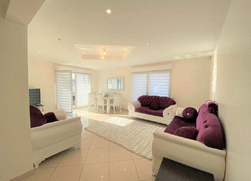 Appartement à vendre 124m2 à Metz