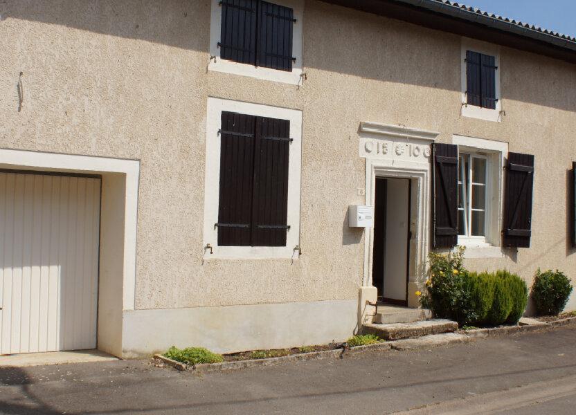 Maison à vendre 114m2 à Écurey-en-Verdunois