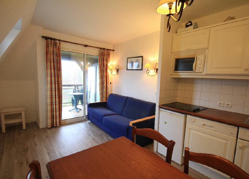 Appartement à louer 33m2 à Deauville