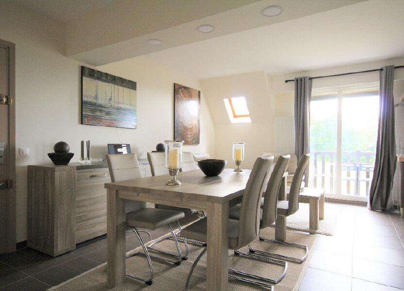 Appartement à vendre 65.84m2 à Tourgéville