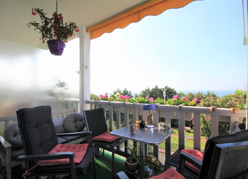 Appartement à vendre 54m2 à Trouville-sur-Mer