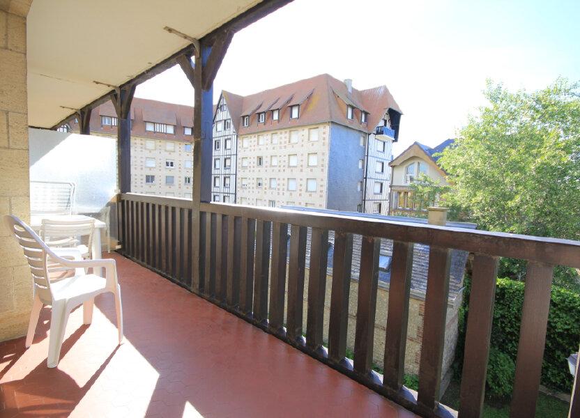 Appartement à louer 22.92m2 à Deauville