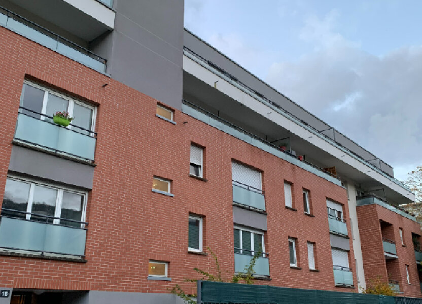 Appartement à louer 76.8m2 à Déville-lès-Rouen