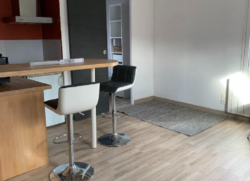 Appartement à louer 27m2 à Rouen