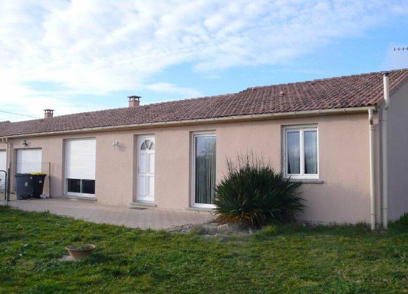 Maison à louer 99m2 à Monbéqui
