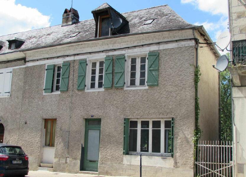 Maison à vendre 80m2 à Terrasson-Lavilledieu