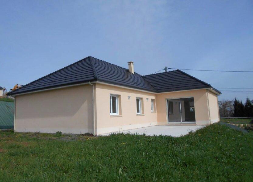 Maison à louer 102m2 à La Feuillade