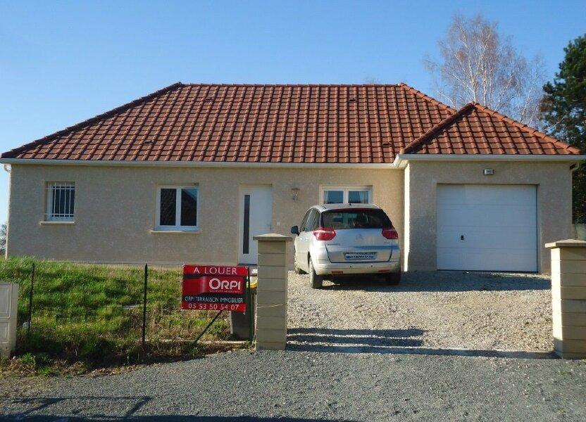 Maison à louer 90m2 à Larche