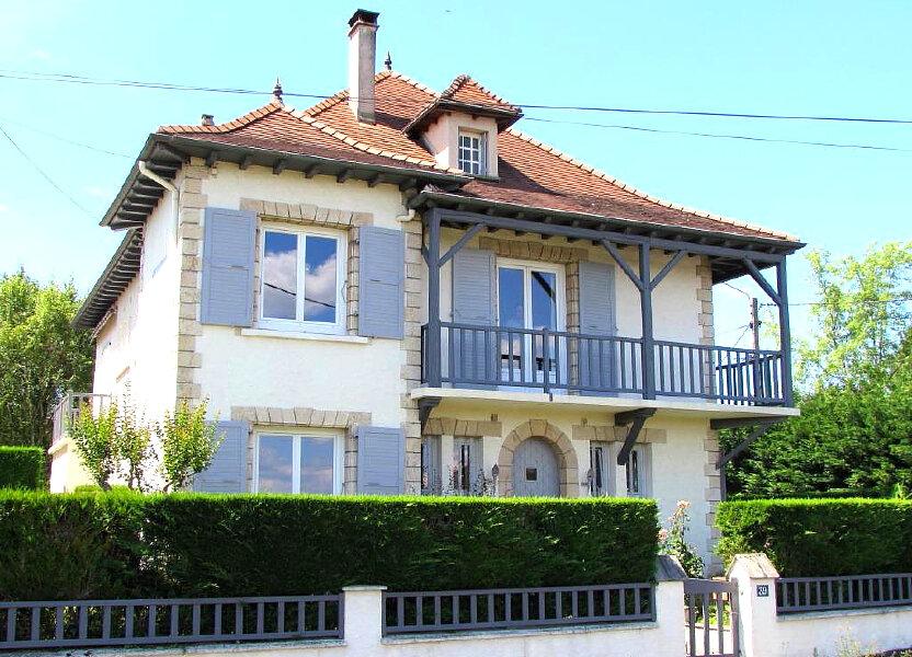 Maison à vendre 205m2 à Brive-la-Gaillarde