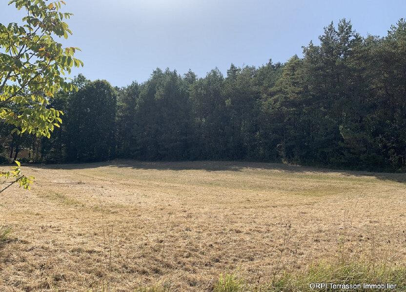 Terrain à vendre 2655m2 à Le Lardin-Saint-Lazare