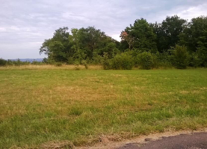 Terrain à vendre 1730m2 à Saint-Pantaléon-de-Larche