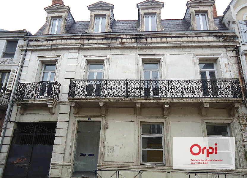 Immeuble à vendre 311m2 à Terrasson-Lavilledieu