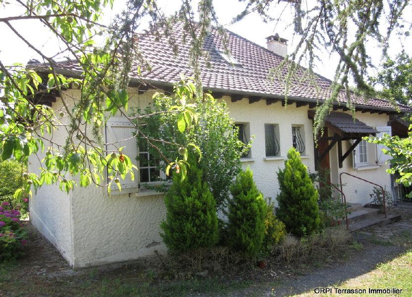 Maison Terrasson Lavilledieu 108 M T 4 à Vendre 108 000
