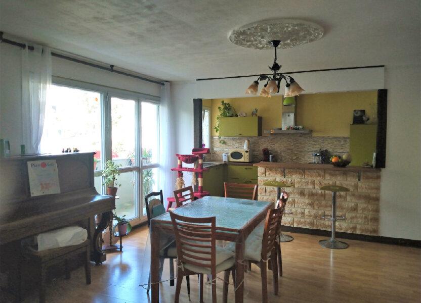 Appartement à vendre 83.68m2 à Les Ulis