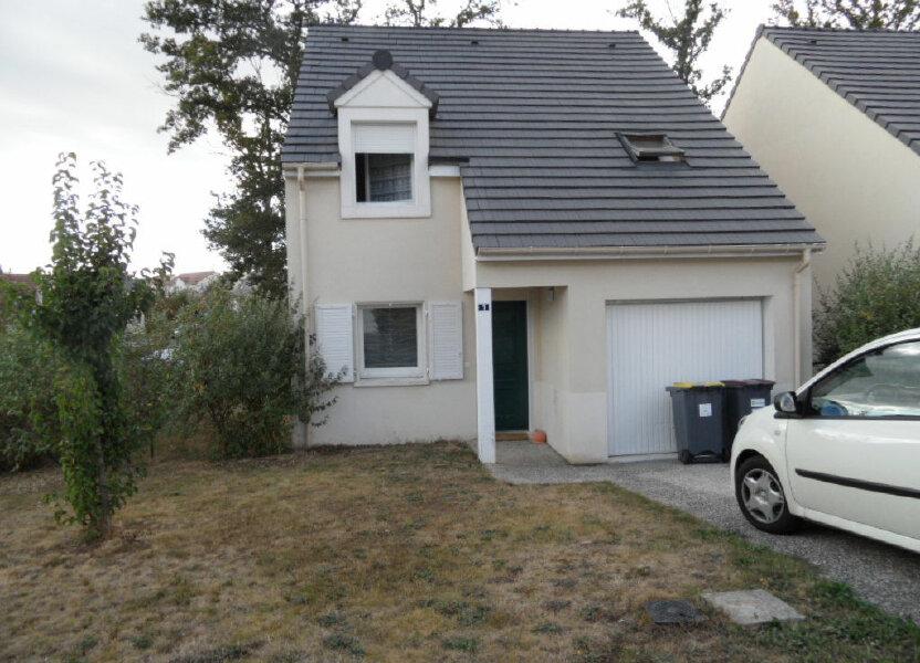 Maison à louer 92m2 à Saint-Ouen
